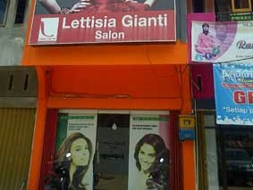 Salon Lettisia Gianti Jambi