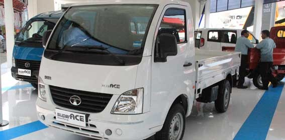 Mobil Tata Super Ace Pick UP