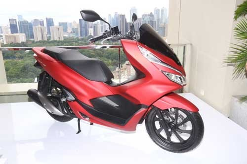 All New Honda PCX 150