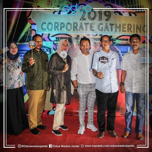 Acara Corporate Gathering O dua Weston Hotel