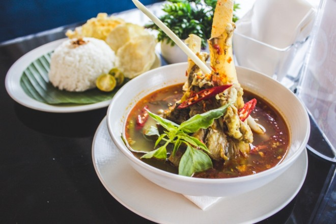 Salah satu menu spesial bulan Maret di Ricks Kitchen Odua Weston